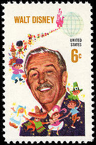 walt disney the man
